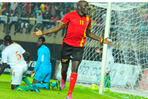 Massa, Gyan: A  tale of two strikers