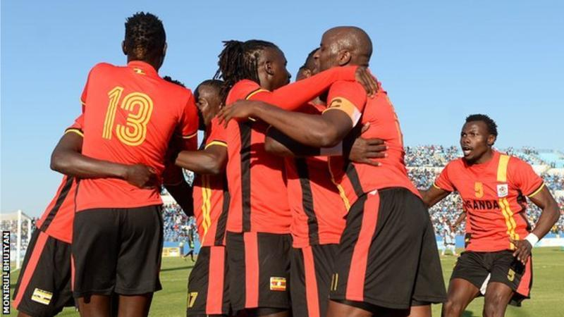 AFCON 2017: Uganda players paid US$7,500 each as appearance fee