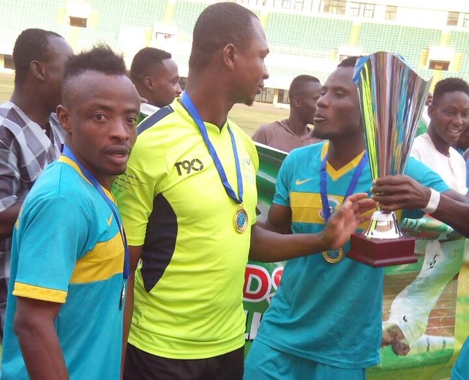 Wa All Stars claim Ghanaian Super Cup title after pipping Bechem United 1-0 in Tamale clash