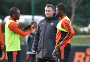 Ghanaian Alhassan Wakaso grateful to Majeed Waris for helping him settle in France