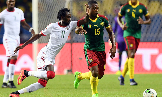 Burkina Faso duo Pitroipa, Zongo ruled out for rest of 2017 AFCON