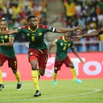 PHOTOS: Burkina Faso and Cameroon share spoils in pulsating encounter