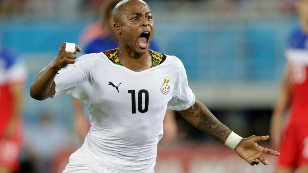 Ghana deputy skipper Andre Ayew fit to play against Mali despite malaria scare