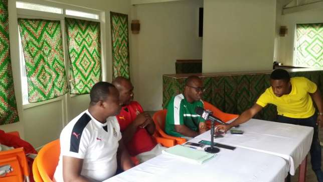 Ghana FA provides Sports Ministry with details of Mexico friendly