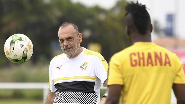Avram Grant insists Ghana win over Mali important than style of play