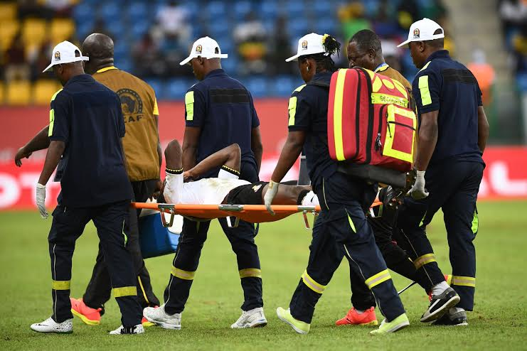 Massive blow: Ghana FA confirms Baba Rahman serious injury, to leave Black Stars AFCON today