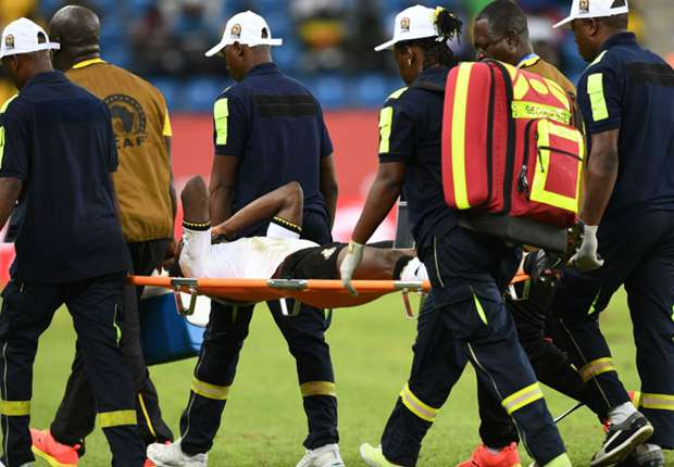 Tests in London confirm serious injury for Chelsea defender Baba Rahman after AFCON injury with Ghana
