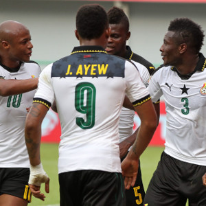 Black Stars forward Jordan Ayew brags - 'I believe in myself'