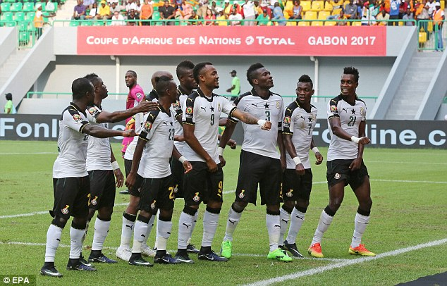 AFCON 2017: How The Groups Look With One Set Of Games To Play