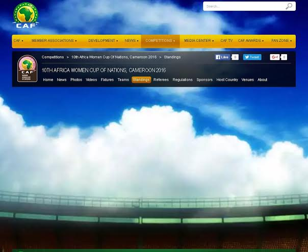 Hackers shut down Africa Cup of Nations website over Gabon dictatorship
