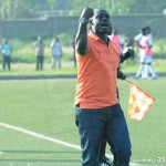 Liberty coach Michael Osei breathes sigh of relief after relegation escape