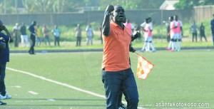 Drama as Kotoko re-assign assistant coach Michael Osei to youth team