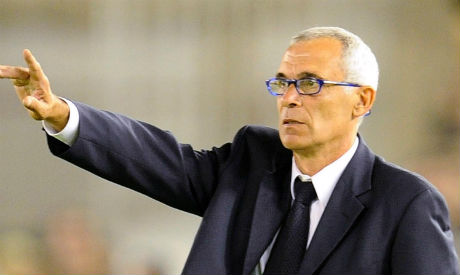 Egypt coach Hector Cuper blames poor pitch and humidity for side's poor start