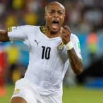 Andre Ayew breaks legendary father Abedi Pele's AFCON record