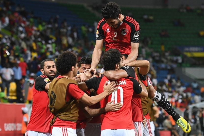 AFCON 2017: El Said scores last minute winner as Ghana opponents Egypt eliminate Uganda