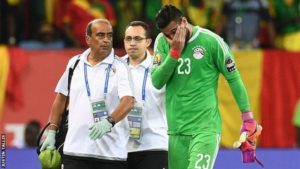 AFCON 2017: Ghana coach Grant wants CAF to relax rules to allow Egypt to replace injured goalkeepers after injuries