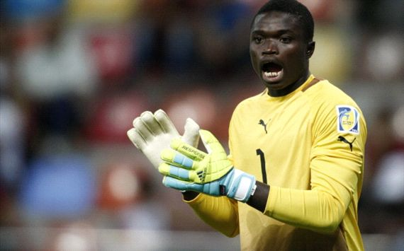 Medeama SC goalie Eric Antwi keen on Hearts of Oak move