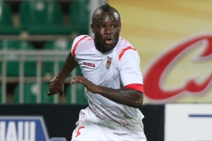 Former Arsenal midfielder Emmanuel Frimpong set to leave Russia for Sweden