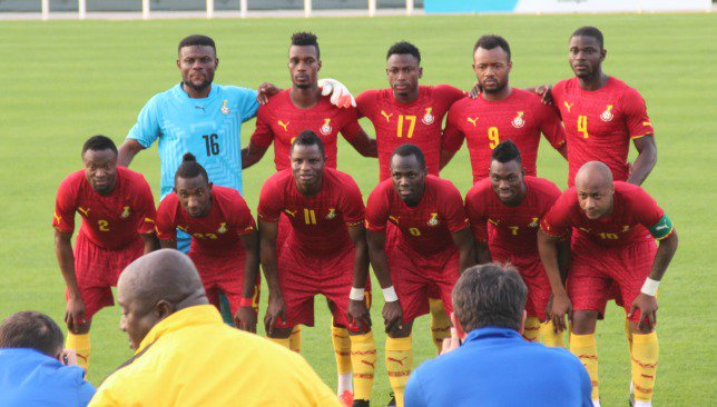 Video: Watch Asamoah Gyan's goal for Ghana in AFCON friendly win, interview with Avram Grant