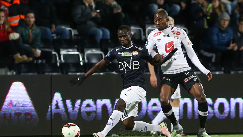 Ghana midfielder Gilbert Koomson set to leave Norway for Colorado Rapids