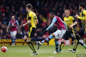 Will Aston Villa be pleased to see the back of Jordan Ayew?