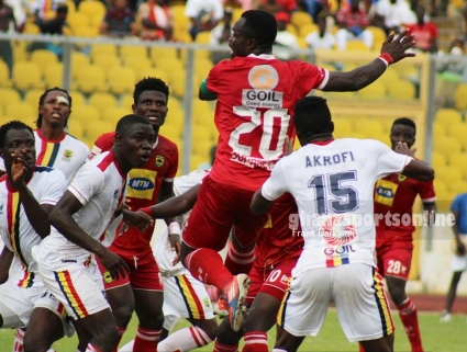 Hearts and Kotoko to face tricky duels in 2017 Ghana Premier League opener