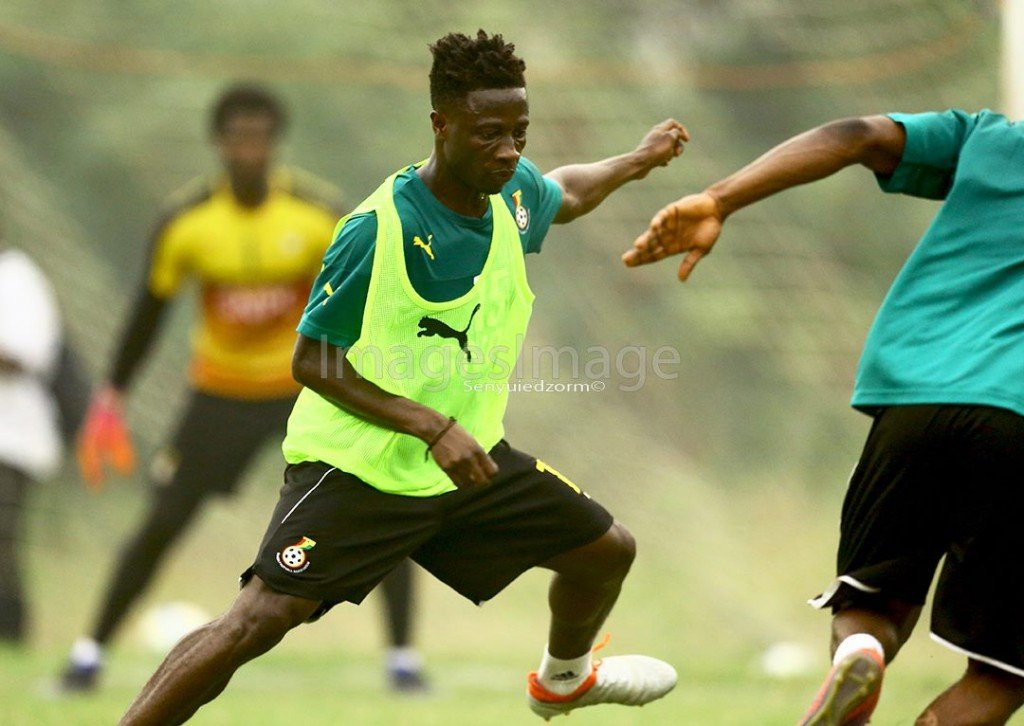 Abdul Salam Yakubu: Ebenezer Ofori has a great future with the Black Stars