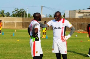 Uganda goalkeeper Onyango confident Cranes will excel without suspended duo ahead of Ghana clash