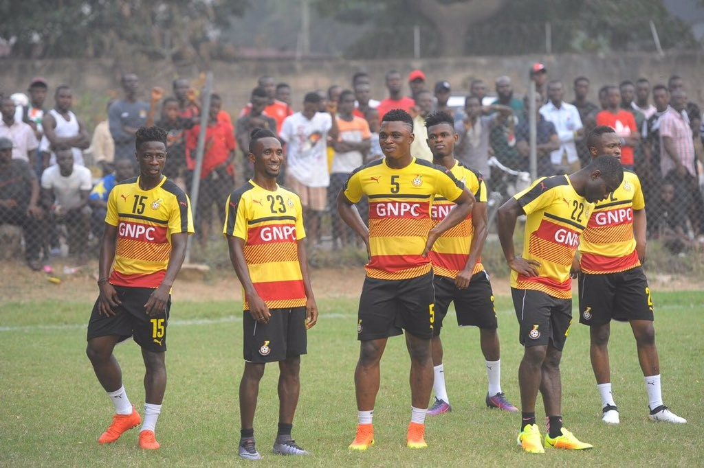 Dropped but not bitter: Rahsid Sumaila wish Black Stars good luck against Uganda