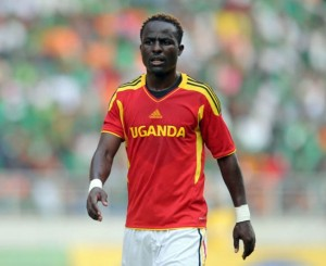 Uganda's midfield maestro Tonny Mawejje  confident side won't be overawed by Ghana's stature