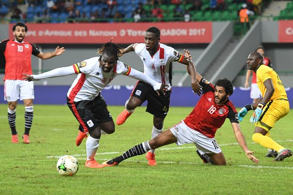 AFCON 2017: Uganda determined to exit tournament on a high note