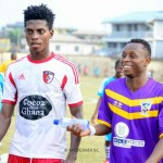 Medeama confirm striker Benjamin Bature has signed a two-year contract extension