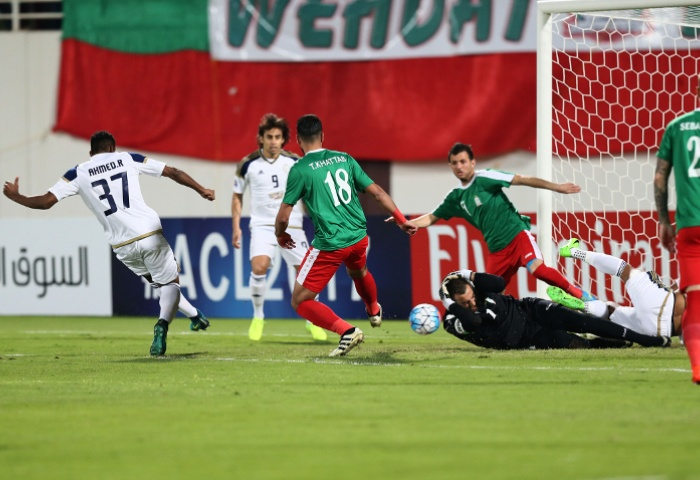 Al Wahda domination helped seal ACL Group Stage spot