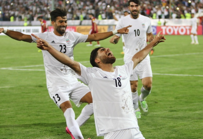 Iran remain Asia's best in latest FIFA rankings