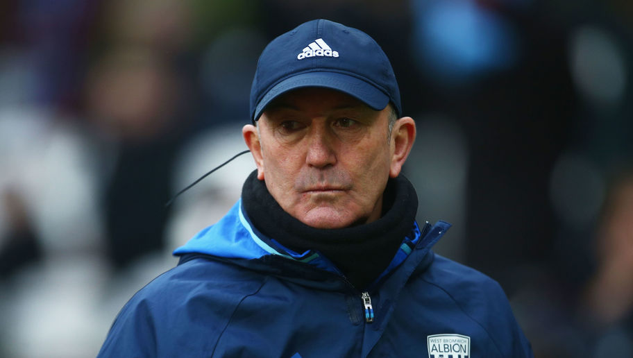 West Brom Manager Tony Pulis Tells His Players to Rest Up During Their Break Instead of Training