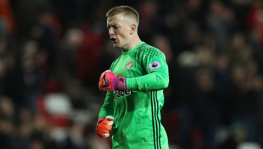 Jordan Pickford Admits he Was 'Lucky' Despite Two-Month Sunderland Absence