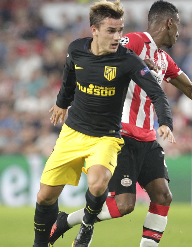 Silvestre: Griezmann will  make difference for Man Utd
