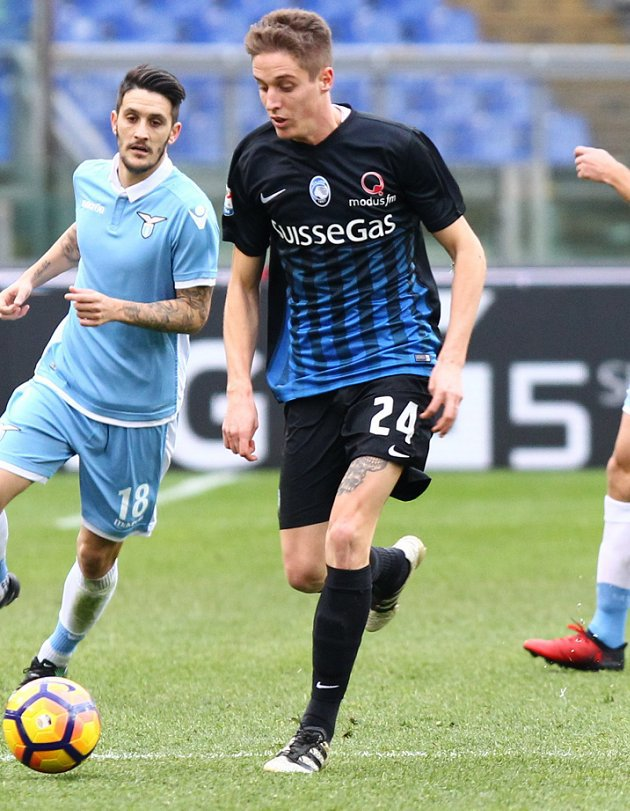 Chelsea boss Conte steps up interest for Atalanta fullback Andrea Conti
