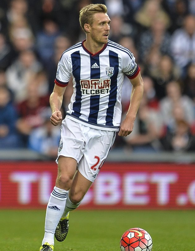 West Brom skipper Fletcher: Pulis won't let us relax
