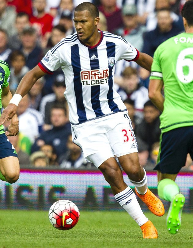 West Brom captain Fletcher: Rondon big influence around club