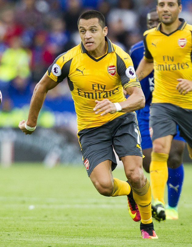 Alexis has message for Arsenal fans: I am...