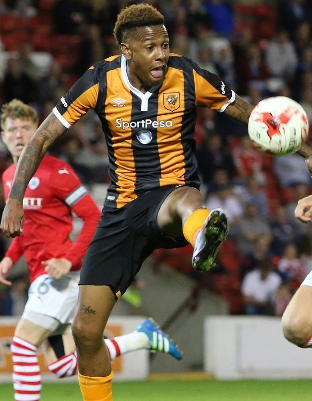 ​No China bid for Hull striker Hernandez