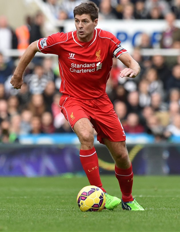 Liverpool starlet Coyle cannot enough of watching Reds legend Gerrard