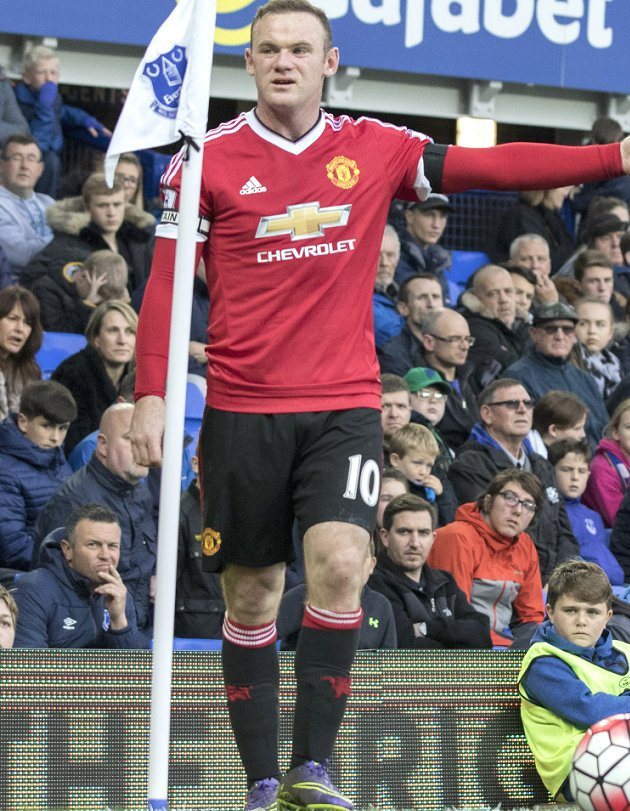 ​Man Utd leave Rooney behind for St Etienne game