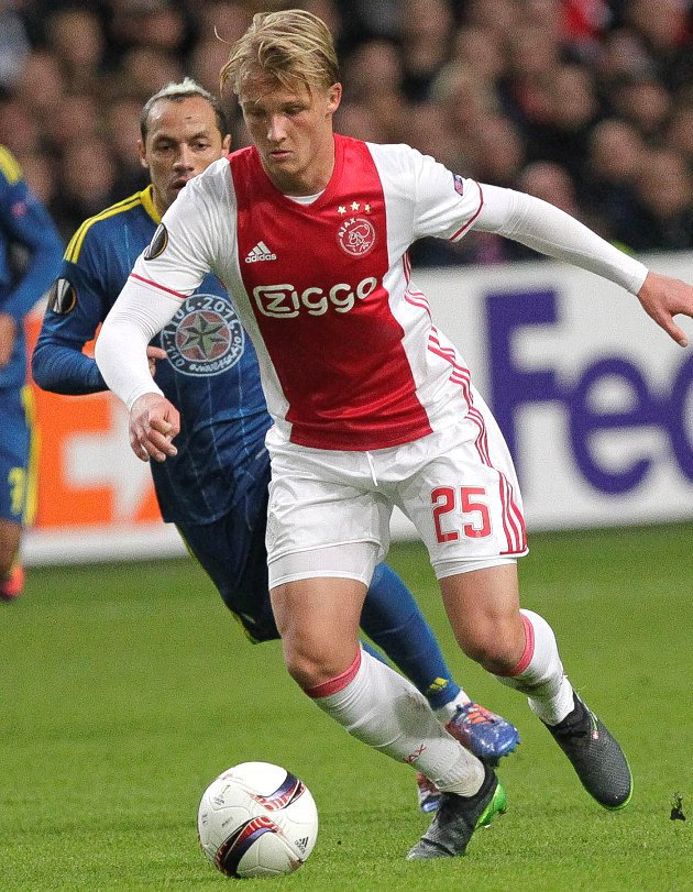 Liverpool boss Klopp: Kasper Dolberg a fantastic player...