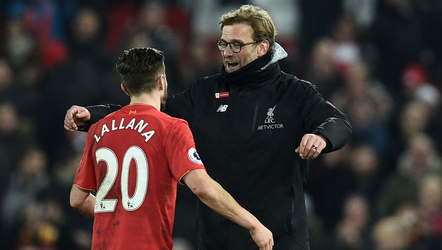England Midfielder Adam Lallana Expected to Sign New Liverpool Deal Imminently