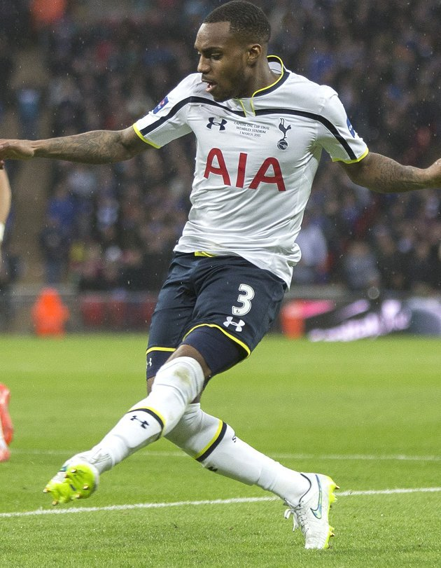 ​Defender Rose still some time away from Tottenham return