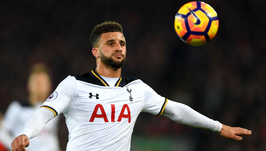 Tottenham Star Kyle Walker Shortlisted by Barcelona as Long-Awaited Dani Alves Replacement