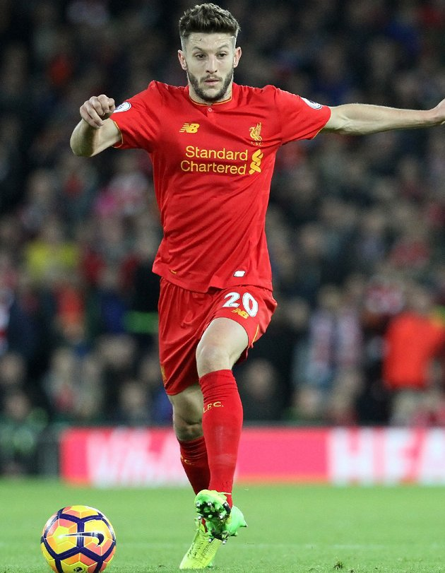 Lallana 'proud and humbled' to extend with Liverpool