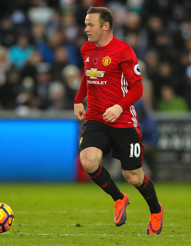 Man Utd consider paying out Rooney contract
